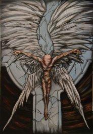 70x100 - olio su tela - collezione privata