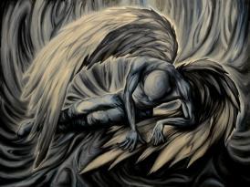 100x70 - olio su tela - collezione privata