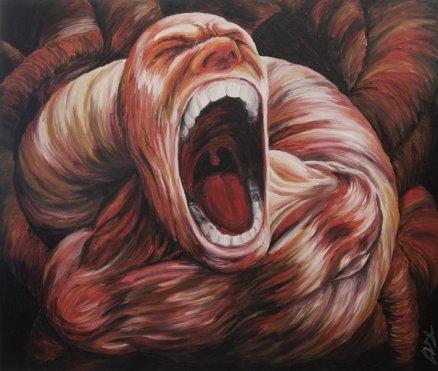 60x50 - olio su tela - collezione privata